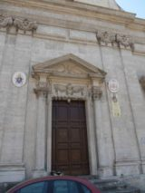 Il Ninfeo degli Annibaldi a Roma: Chiesa di S.Francesco di Paola