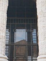 Tempio di Portuno (porta d'ingresso)