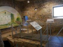 Parco della Caffarella: interno del Casale Ex Mulino