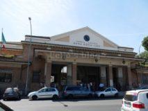 Treni e tranvie di Roma: Stazione di Porta San Paolo