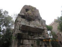 Arco di Druso vista laterale
