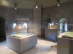 Porta S.Sebastiano: Sala dei plastici