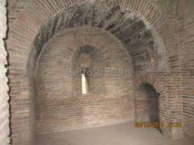 Porta S.Sebastiano: feritoie
