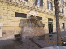 Piazza Manfredo Fanti: Mura Serviane a Via Carlo Alberto