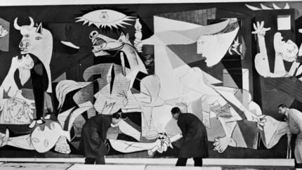 Mappe mentali e Guernica - Il potere dell'evocatività