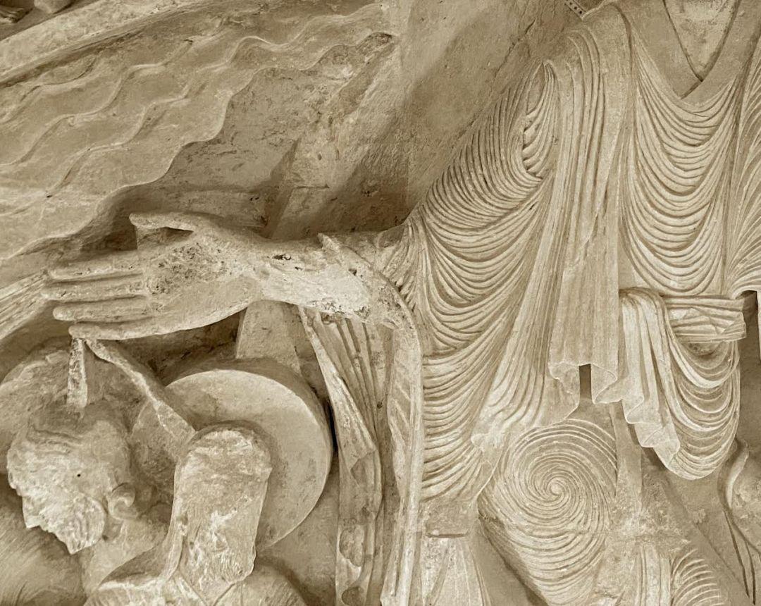 frédérique lemarchand séminaire à Vézelay