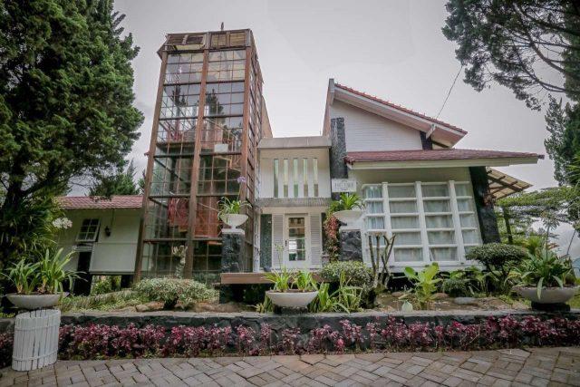 Villa Murah di Lembang
