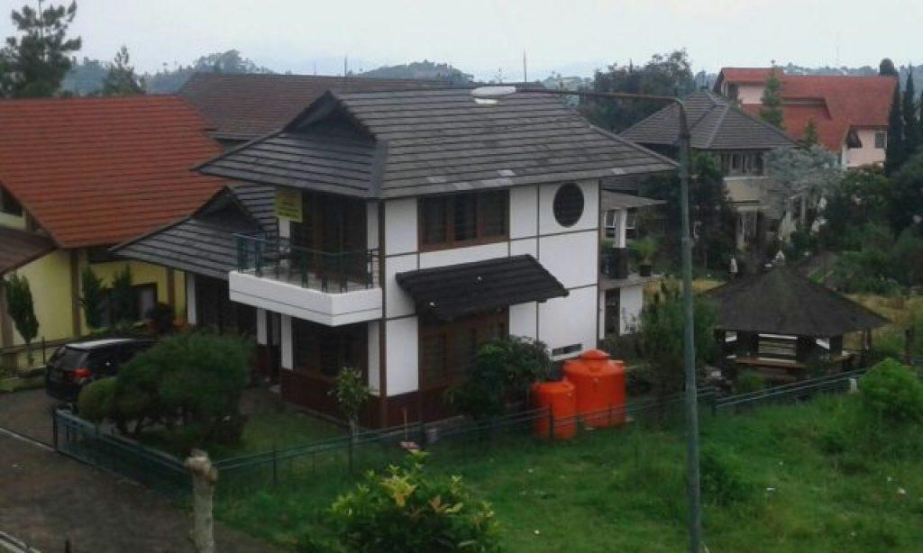 Villa kecil di lembang