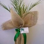 Saco de juta palmeira fenix
