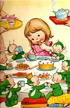 merende per bambini
