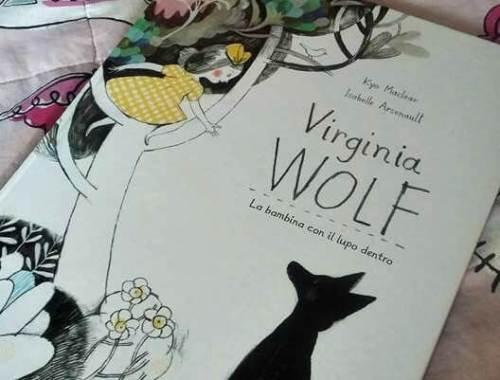 virginia wolf la bambina con il lupo dentro3
