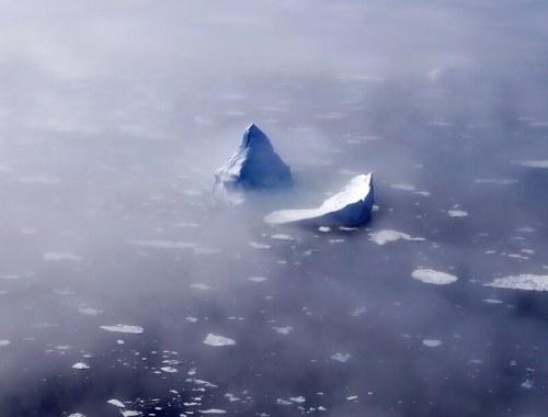 rabbia punta dell'iceberg