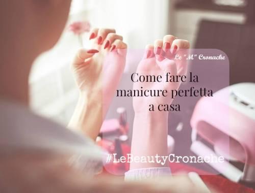 manicure-a-casa