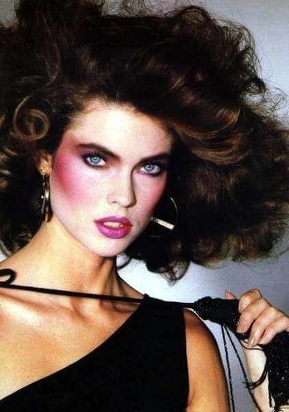 makeup anni 80