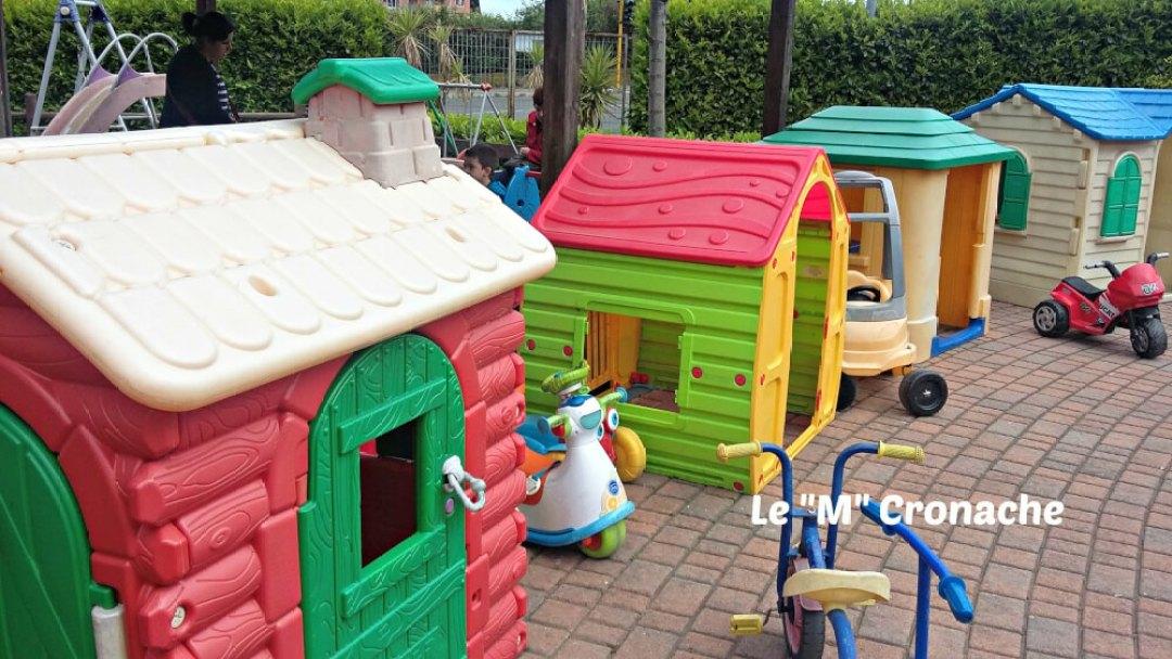 parco per bambini piccoli roma2