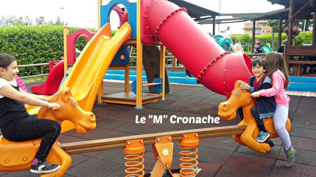 parco per bambini piccoli roma3