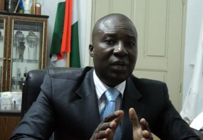 Marius Comoé fait des propositions pour venir à bout de la vente de monnaie. (DR)