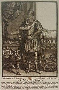 Histoire et littérature, le prince Aniaba, le nouvel héros de Serge Bilé
