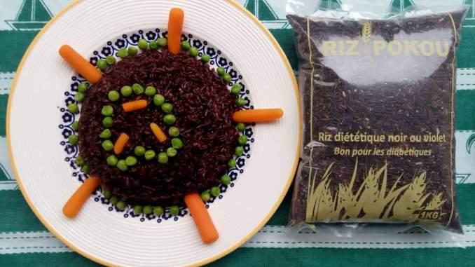Le riz noir, nouvel or de la Côte d'Ivoire