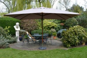 parasol deporte inclinable 4x3