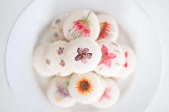 DIY macarons personnalises