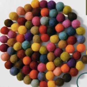 diy boule de laine feutree 300 le meilleur du diy. Black Bedroom Furniture Sets. Home Design Ideas