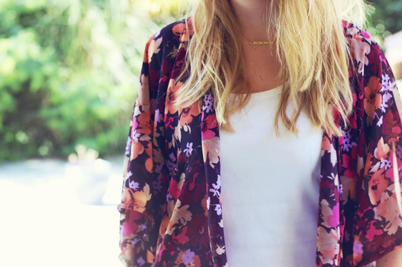 Tuto veste kimono femme