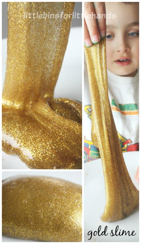 DIY Comment réaliser des crottes de nez de Princesse ou de la bave de dragon