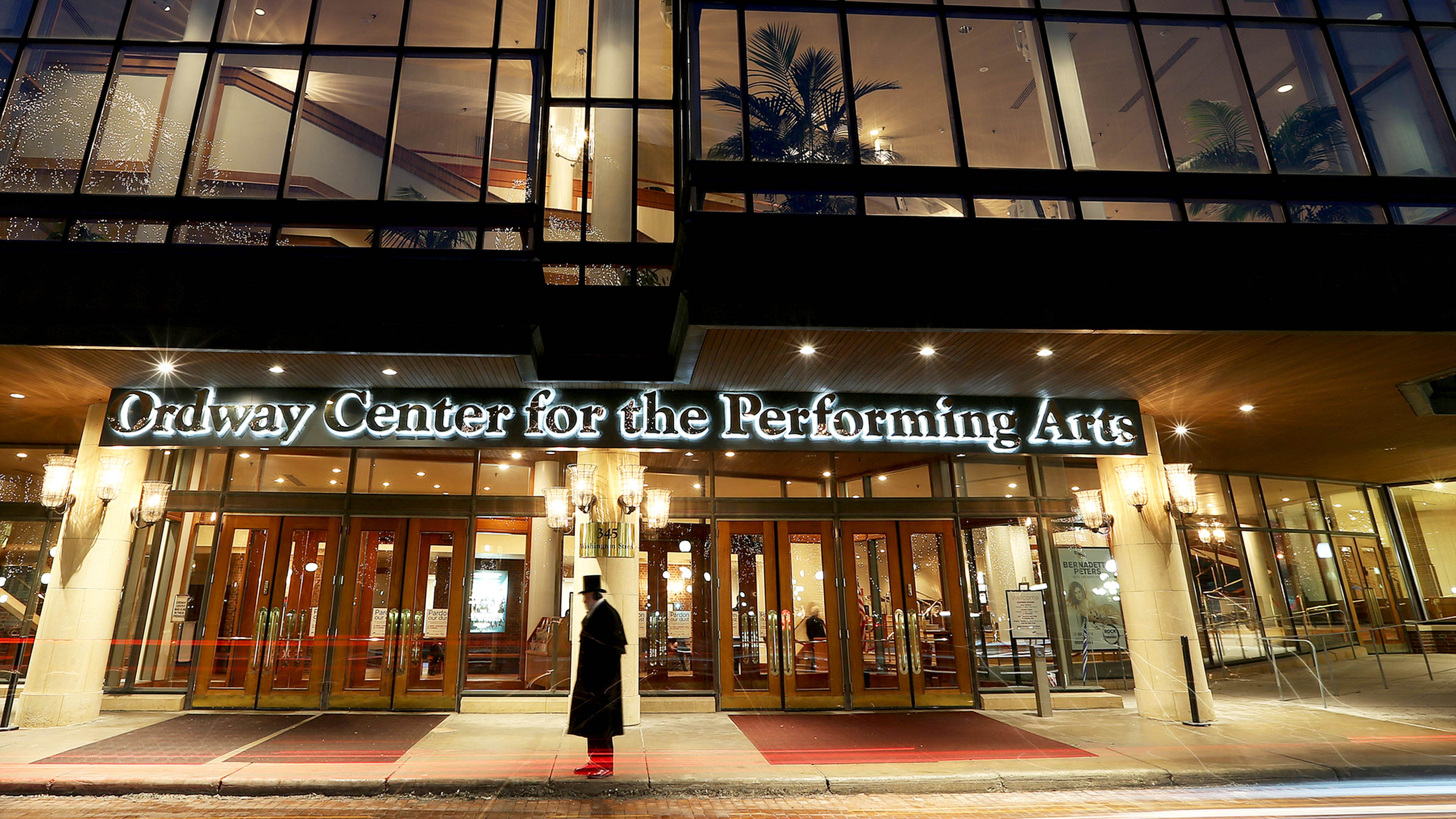 Ordway Center For The Performing Arts Lemessurier