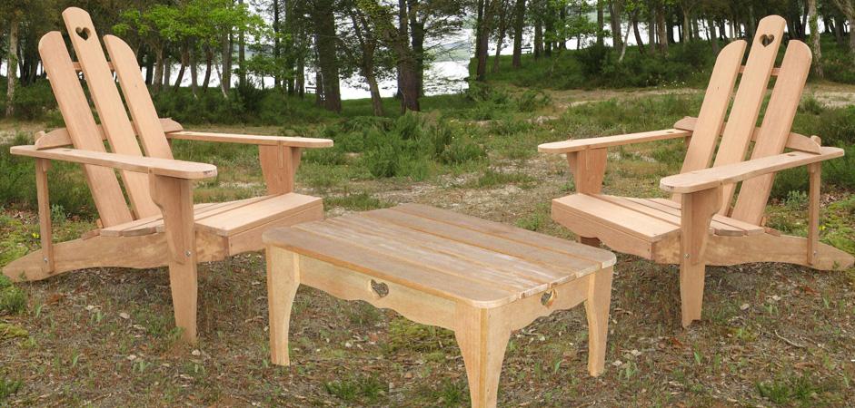 Le meuble de jardin  Le meuble du jardin  Pour profiter confortablement de son jardin  Le