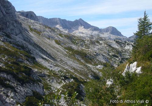Monte Forato  Le mie cime  di Athos Viali