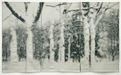Tissage Jacquard, Coton, laine et lin, 9 000 $