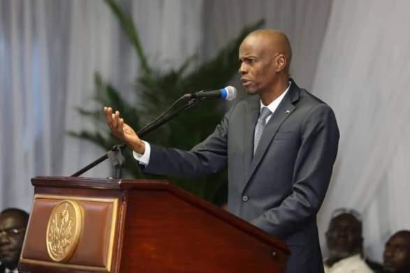 Haïti/Gouvernance: Le président Jovenel Moise propose de rencontrer M. Germeil CASTEL autour de sa proposition de sortie de crise