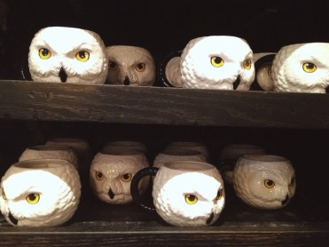 Expensive owl mugs