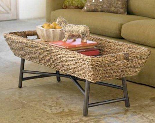 furniture natural fiber