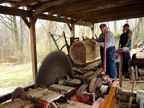 gergaji bundar sawmill