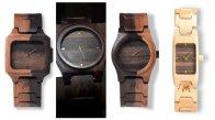 jam tangan kayu matoa
