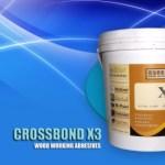 lem kayu resin alifatik crossbond™ X4