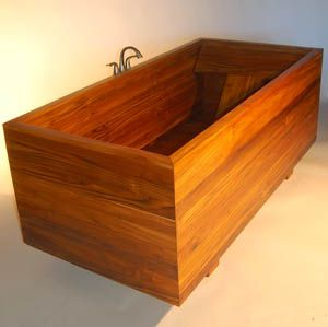 Wood Bathup - Crossbond X4