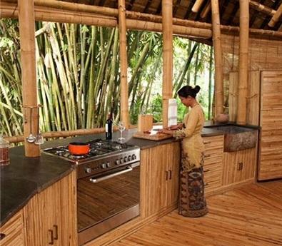 perabot bambu indonesia