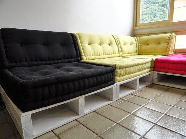 sofa bed pallet