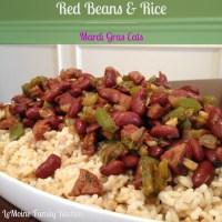 Red Beans & Rice :: Mardi Gras Eats