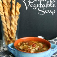 5 Bean & Vegetable Soup