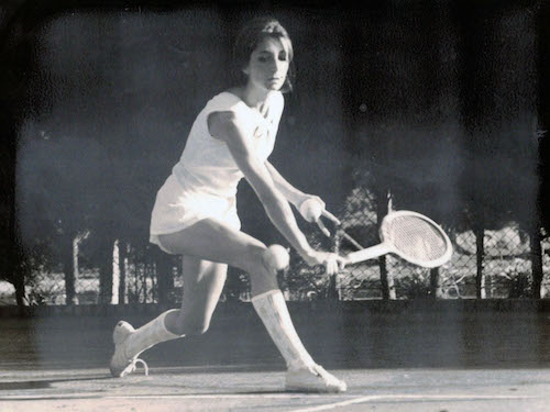 Tennis campionessa Teresa Lazzarino