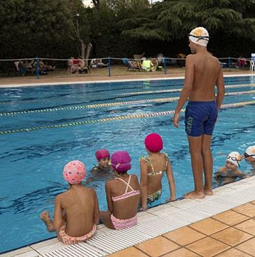 Piscina scuola Nuoto Roma