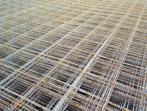 D49 Wrapping Mesh 4800mm x 2400mm  Lemon Groundwork