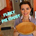 Cooking in Manhattan Pie Crust