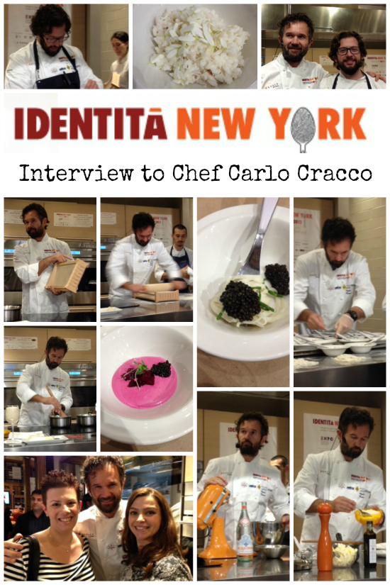 Interview To Chef Cracco