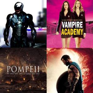 Movies of 2014