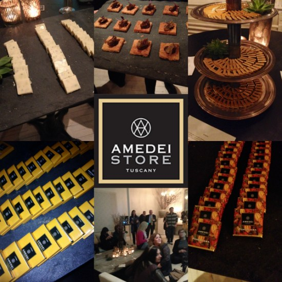 Amedei Store NYC